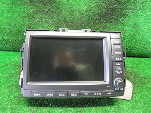 トヨタ 純正 エスティマ HR20系 《 AHR20W 》 マルチモニター P10300-16014134 B01N48SPOH