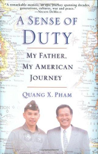 A Sense of Duty: My Father, My American Journey pdf epub