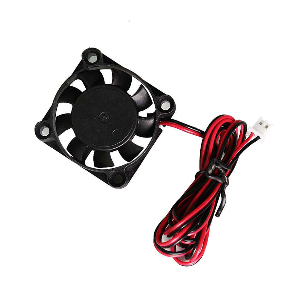 DC 24V 40mm Ultra Silent Cooling Fan Cooler Radiator for 3D Printer Extruder Hot