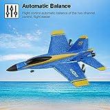 RC Plane F-18 Remote Control Airplane 2.4GHz 3.5