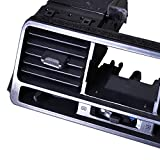beler Black Dashboard Air Outlet Vent Assembly