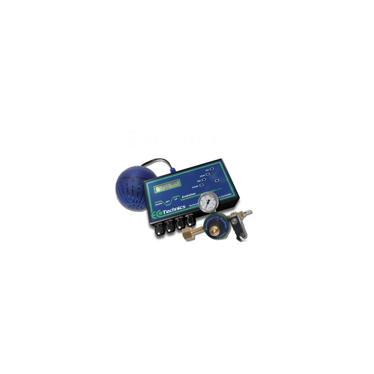 Confezione completa CO2 Evolution-Controller, analizzare, Regulator, Sensor
