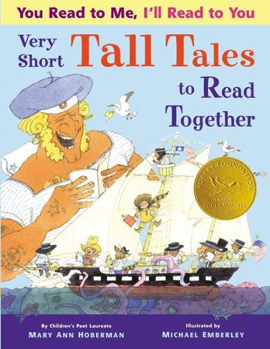 You Read to Me, Ill Read to You: Very Short Tall Tales to Read Together