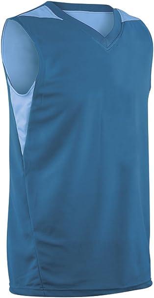 Amazon.com: Teamwork - Camiseta reversible de baloncesto ...