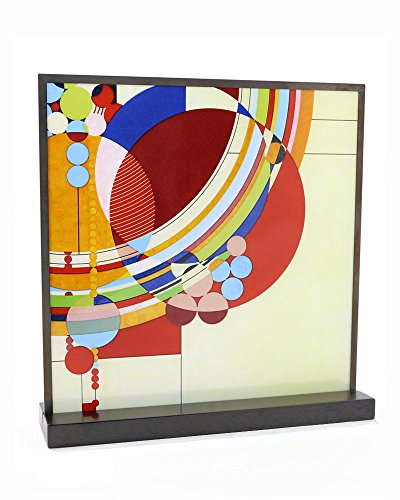 Frank Lloyd Wright March Balloons Stained Glass 10