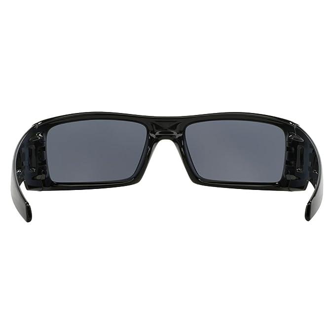 Oakley Gascan Sonnenbrille Mattschwarz 26-244 Polarisiert fqdqKY