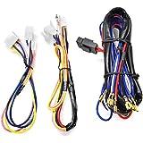 Biltek 2x Car Window Automatic Power Kit Electric