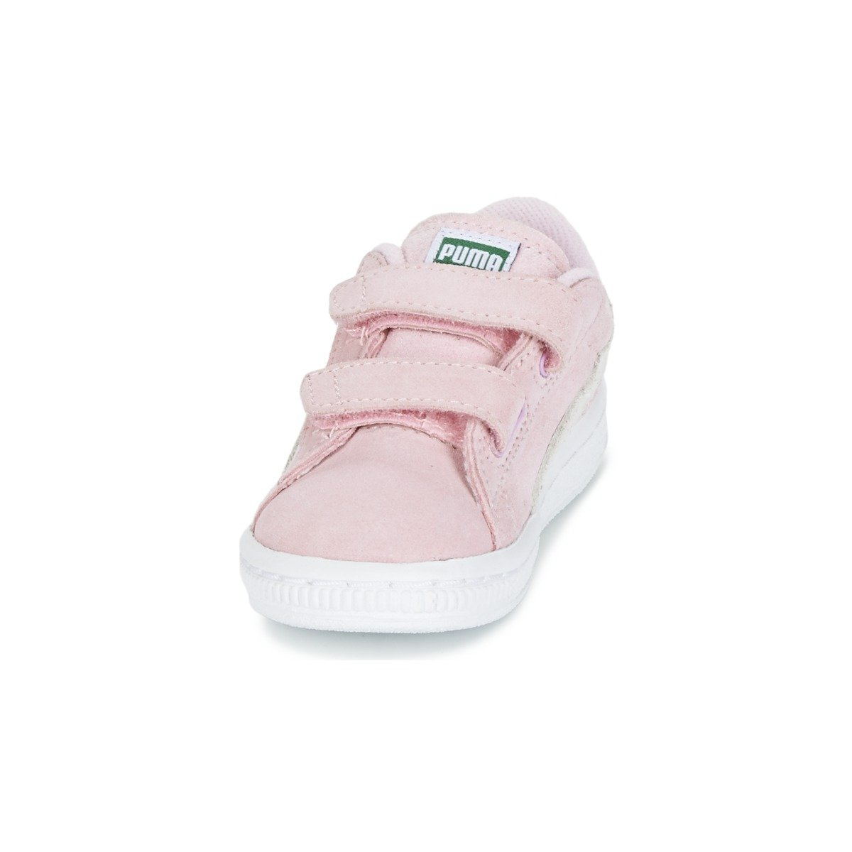 Puma Unisex Suede 2 Straps Inf Walking Baby Trainers