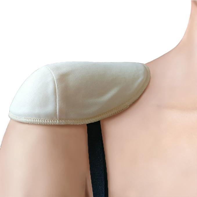 6f08c91b7f338 Ann West Raglan Sleeve Shoulder Pads Style SPR6030 - Nude at Amazon ...