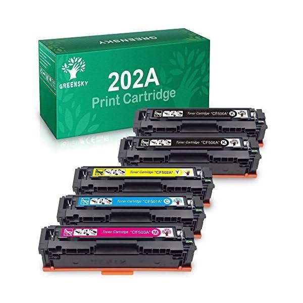 Laser toner cartidges for HP color