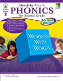 Month-by-Month Phonics for Second Grade, Patricia M. Cunningham and Dorothy P. Hall, 1604180706