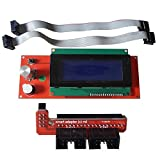 Reprap RAMPS1.4 2004 LCD Display Controlle With Adapter