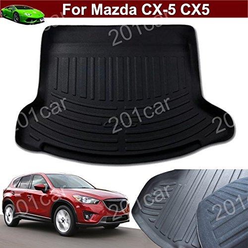 New Car Boot Mat Carpet Cargo Mat Cargo Liner Cargo Cover Rear Trunk Liner Tray Floor Mat for Volvo XC60 2009 2010 2011 2012 2013 2014 2015 2016 2017 2018 2019