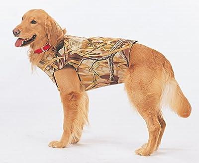 Kobuk 5mm Neoprene Hunting Dog Vest Jacket Advantage Wetlands Size Large