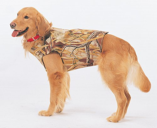 Kobuk 5mm Neoprene Hunting Dog Vest Jacket Advantage Wetlands Size XL