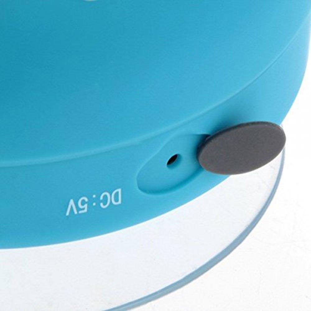 Blue Waterproof Portable Bluetooth Handsfree Image 3