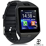 Padraig Bluetooth DZ09 Smart Watch(Black)