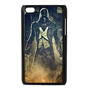 Assassin'S Creed Unity iPod Touch 4 Case Black present pp001_9754329