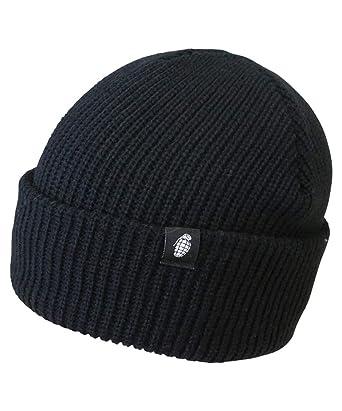 Army Combat Military Beanie British Army Winter Ski Knitted Watch Hat Black ce193c2060b4