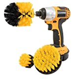 Best Power Showers - FSDUALWIN Drill Brush Drill Attachment Kits[3 Pack] Review