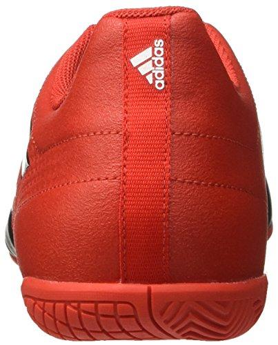 Adidas Herren Ace 17.4 in für Fußballtrainingsschuhe, Rot (Rojo/Ftwbla/Negbas), 48 EU