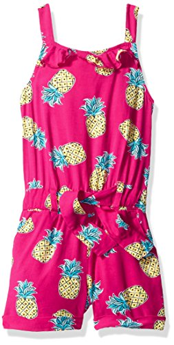 French Toast Girls Printed Romper product image