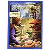 Carcassonne Expansion 2 Traders and Builders Game