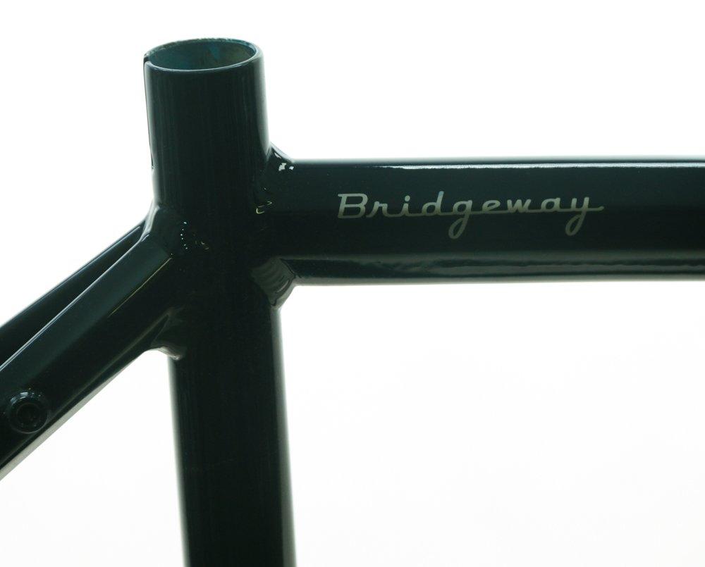 15'' Marin Bridgeway Triple 700c Aluminum Comfort / Hybrid Bike Frame Blue NEW by Marin (Image #4)