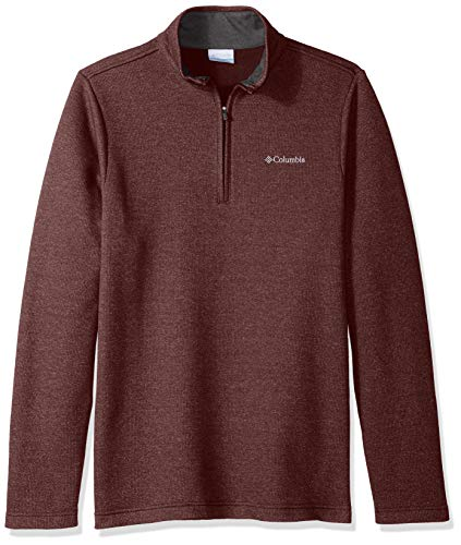 Homme Pull 1625231 Columbia Heather Elderberry nA4nw1