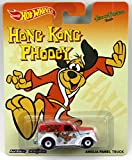 Hot Wheels Pop Culture Hanna-Barbera Complete Set of 6 - Flintstones, Scooby-Doo, Yogi Bear, The Jetsons, Tom and Jerry & Hong Kong Phooey