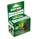 Rayovac 6v/12v Outdoor Battery Charger