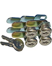Prime Products Keyed Camlock- Pack of 4