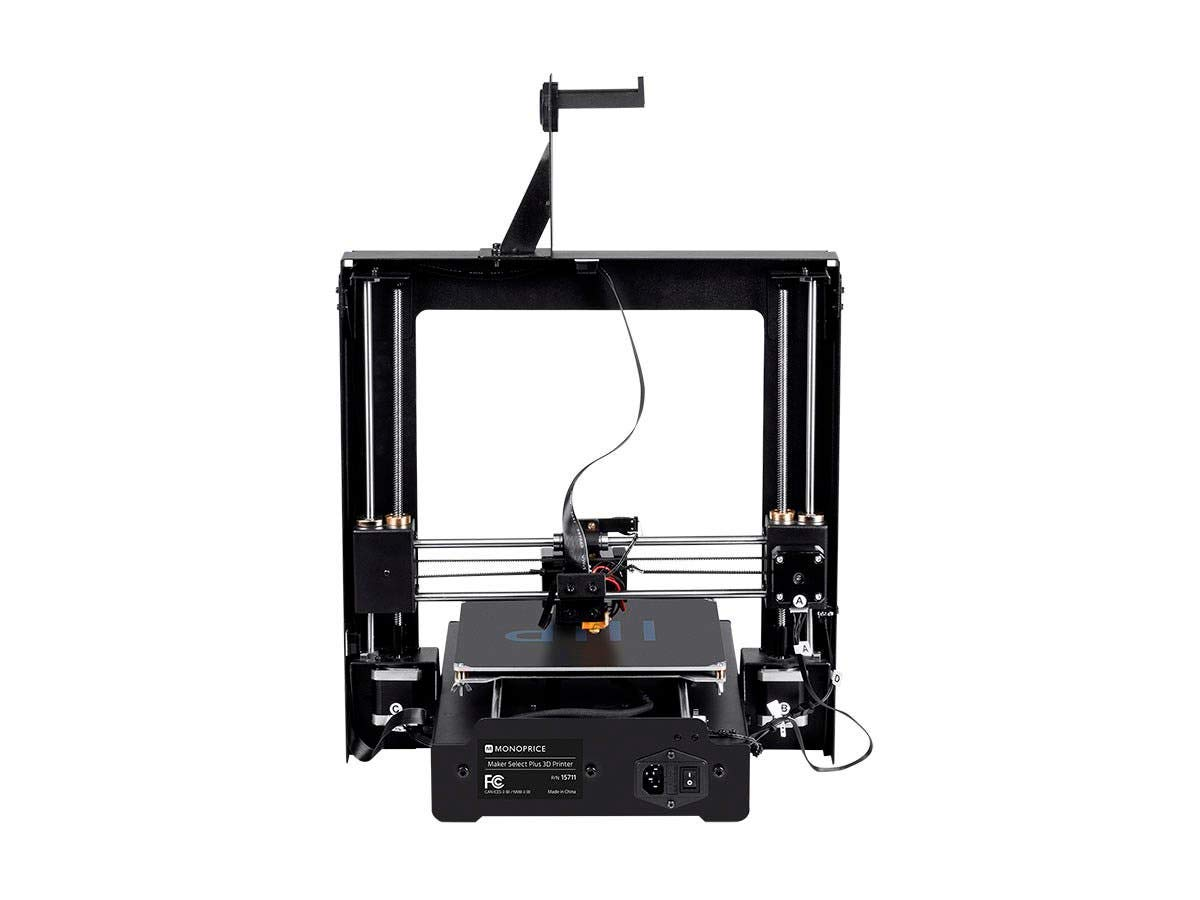 Monoprice Maker Select Plus Impresora 3D con enchufe de ...
