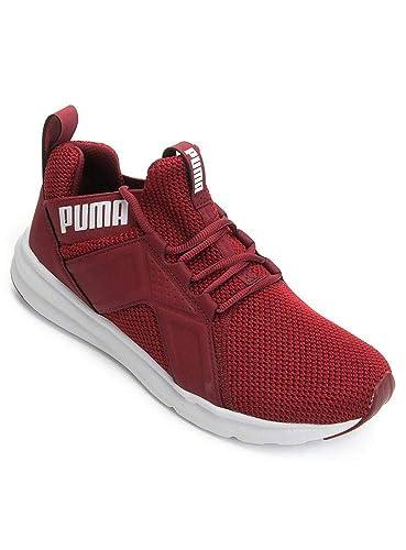 ... e000829526f Tênis Puma Enzo Weave Bdp Masculino - Tamanho Calçado(37)  Cores(vermelho ... 5f5bc717a9759