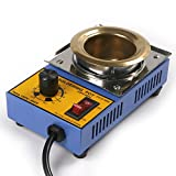 titanium heating coil - Atoplee 1pc Stainless Steel Solder Pot Soldering Desoldering Bath with 1000g, 160W 220V