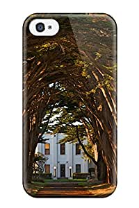 Perfect Landscape Road Case Cover Skin For Iphone 4/4s Phone Case 4334984K82204335
