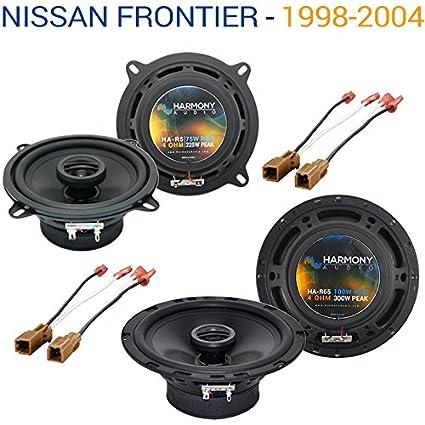 nissan 2005 altima speakers