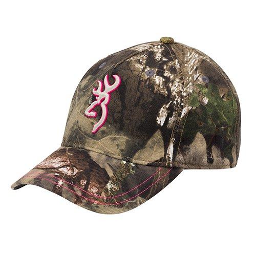 (Browning 308169281 Cap, Pursuit, Mossy Oak Break-Up)