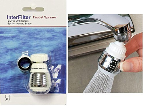 Faucet Sprayer Aerator Dependable Industries inc