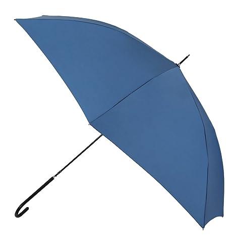 Original paraguas largo VOGUE estilo vintage. Fino y ligero gracias a su estructura de carbono