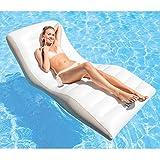 "Intex Comfort Wave, Inflatable Lounge, 76"" X 40"""