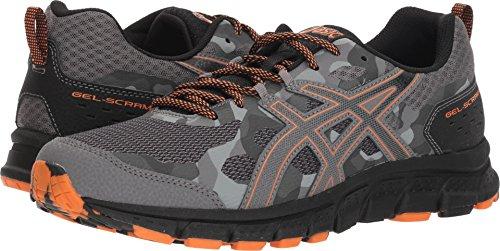ASICS Men Gel-Scram 4 (4E) Running, Carbon/Lava