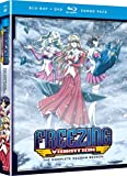 Freezing Vibration - The Complete 2nd Season [Blu-ray +DVD]