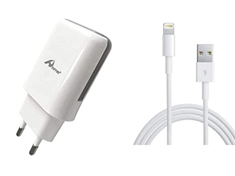 MyPhone Kit 2 en 1 Cargador Enchufe 2,4 A 5 V + Cable USB 1 ...