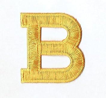 Amazon Alphabet Letter B Color Yellow 2