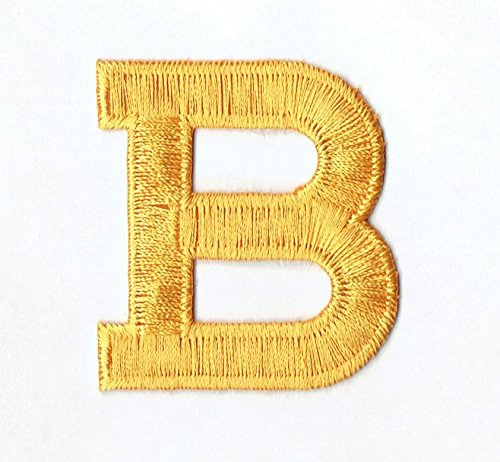 Alphabet Letter - B - Color Yellow - 2