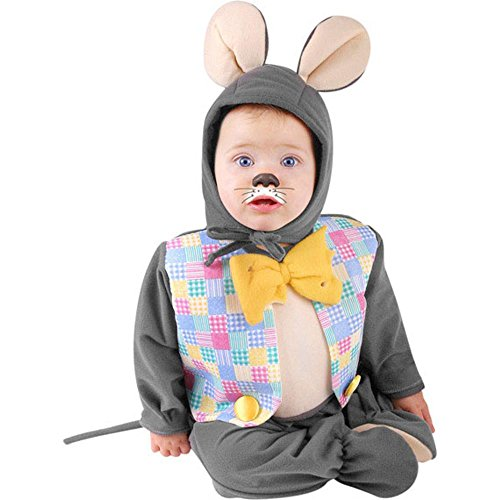 Cute Unique Infant Baby Mouse Costume (12