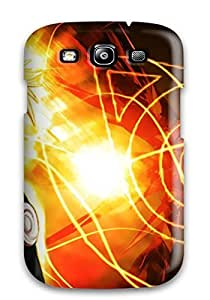 Premium Protection Shippuden Narutos Case Cover For Galaxy S3- Retail Packaging