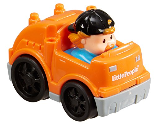 (Fisher-Price Little People Wheelies Recycle Truck)