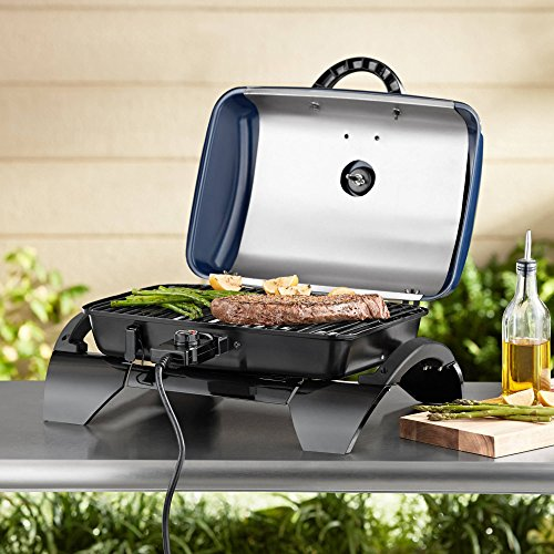 Electric-Grill-Barbecue-Outdoor-Portable-Grills-Tabletop-BBQ
